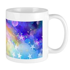 'Beyond the Rainbow' Quills & Comfort Mug