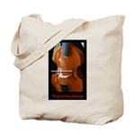 Viols in Our Schools Tote Bag