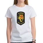 Illinois State Police EOD Women's T-Shirt
