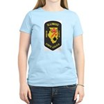 Illinois State Police EOD Women's Light T-Shirt
