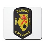Illinois State Police EOD Mousepad