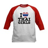 I Love Thai Girls Tee