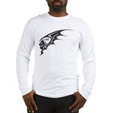Black Bat #44 Long Sleeve T-Shirt