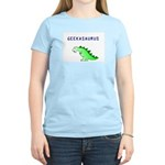 GEEKASAURUS Women's Light T-Shirt