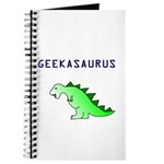 GEEKASAURUS Journal