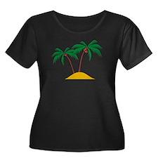 Palm Tree Island T
