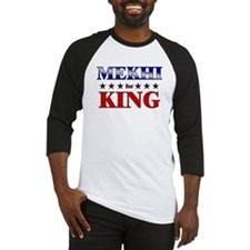 MEKHI for king Baseball Jersey