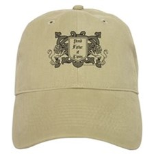Father of Twins - Baseball Cap