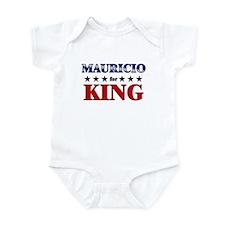 MAURICIO for king Infant Bodysuit