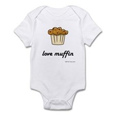 Love Muffin Infant Creeper