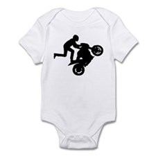 Wheelie Infant Bodysuit