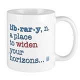 Library Mug