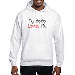 My PapPap Loves Me Hooded Sweatshirt