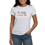My PapPap Loves Me Women's T-Shirt