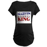 MARVIN for king T-Shirt