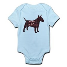 BFF Bull Terrier Infant Bodysuit