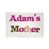 Adam's Mother Rectangle Magnet