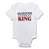 MARQUEZ for king Onesie