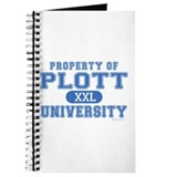 Plott University Journal