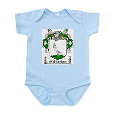 O'Sheehan Family Crest Infant Creeper