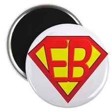 "Super Bilby or Bunny Easter 2.25"" Magnet (10 pack)"