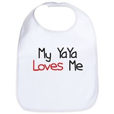 My YaYa Loves Me Bib