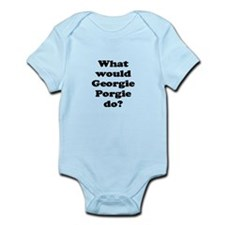 Georgie Porgie Infant Bodysuit