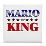 MARIO for king Tile Coaster