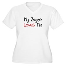 My Zayde Loves Me T-Shirt