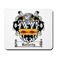 Rafferty Family Crest Mousepad
