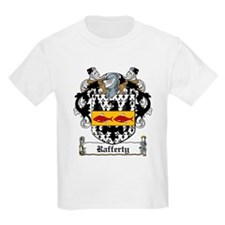 Rafferty Family Crest Kids T-Shirt