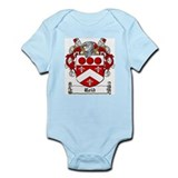 Reid Family Crest Infant Creeper