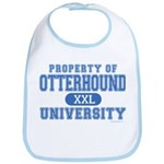 Otterhound University Bib