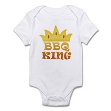 BBQ King Design Infant Bodysuit