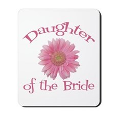 Daisy Bride's Daughter Mousepad
