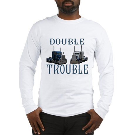 Double Trouble Long Sleeve T-Shirt
