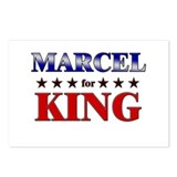 MARCEL for king Postcards (Package of 8)