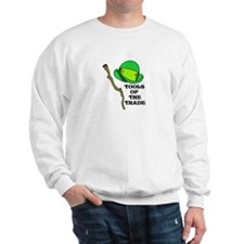 Leprechaun Tools of the Trade Sweatshirt