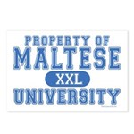 Maltese University Postcards (Package of 8)