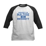 Maltese University Kids Baseball Jersey