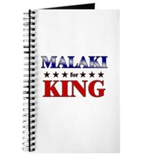 MALAKI for king Journal