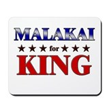 MALAKAI for king Mousepad