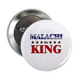 "MALACHI for king 2.25"" Button"