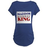MADDOX for king T-Shirt