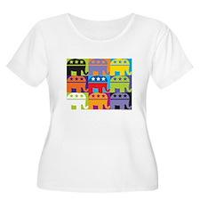Elephant Diversity T-Shirt