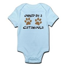 Owned By A Catahoula Onesie