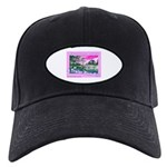 A Trailer Park Girl Black Cap