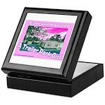 A Trailer Park Girl Keepsake Box
