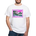 A Trailer Park Girl White T-Shirt