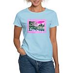 A Trailer Park Girl Women's Pink T-Shirt